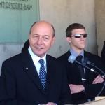 Băsescu: Memorialul Holocaustului reflectă ce s-a putut întâmpla mai rău şi mai urât omenirii