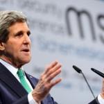 LIVE VIDEO si TEXT Munchen. Secretarul de stat John Kerry, SUA: Vedem un trend de turbulente in prea multe parti din Sudul, Estul Europei si Balcani. Aspiratiile cetatenilor sunt din nou afectate de interese corupte ale oligarhilor, care folosesc banii pentru a cumpara politicieni , media si slabesc independenta justitiei