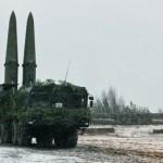 Rusia amplasează rachete nucleare Iskander în Kaliningrad. NATO și statele baltice își exprimă îngrijorarea