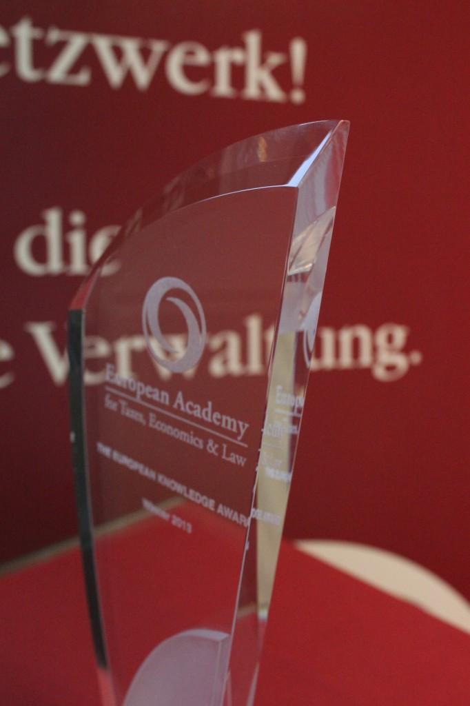 Premiul de Excelenta Fonduri UE 2013