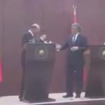 Fotografia zilei – Ce a făcut preşedintele turc pentru a-l ajuta pe Traian Băsescu