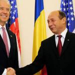 Traian Băsescu a discutat la telefon cu Joe Biden despre situaţia din Ucraina