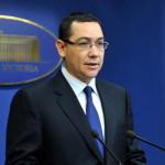 Ponta: Nu declanşez suspendarea preşedintelui dacă CC decide că a încălcat Constituţia