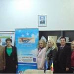 Demers decisiv pentru impunerea unei viziuni  Carpato-Danubiano-Pontice pentru Eco-Bio-Geo Diplomaţie ~ Sesiunea CIO-SUERD – Academia Română, 7 februarie 2014 ~