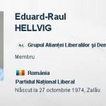 Eduard Hellvig: Acordul de liber schimb UE-Canada poate depinde de eliminarea vizelor pentru români