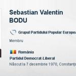 Sebastian Valentin BODU