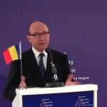 Traian Basescu, la Haga: Daca nu am avea securitatea necesara la Cernavoda si ar ajunge pe mana teroristilor, s-ar putea fabrica si bombe