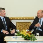 Ce a vorbit Traian Băsescu cu şeful Chevron