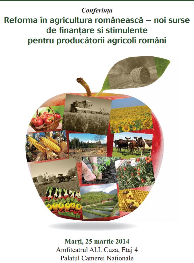 conferinta gricultura CCIR 25 martie