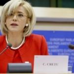 Cine este şi ce experienţă are Corina CREŢU, noul comisar european pentru Politică Regională
