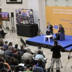 LIVE Comisarul european Dacian Cioloș în dialog cu cetățenii, vineri, 4 aprilie 2014, ora 15:30