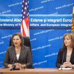 Nuland: Relațiile Republicii Moldova cu SUA, mai puternice ca oricând