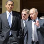 Vladimir Putin îl acuză pe Barack Obama că are o atitudine ostilă faţă de Rusia