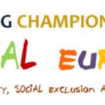 Campanie Anti-Sărăcie pentru alegerile europarlamentare