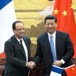 Preşedintele chinez, în Franța. Peste o sută de contracte și acorduri ar urma să fie semnate