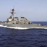 Nava de război USS Donald Cook soseşte în Marea Neagră joi