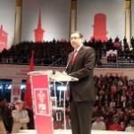 Ponta, la lansarea eurocandidaţilor: Dacă credeţi că trebuie să fiu candidat la Preşedinţie, voi fi