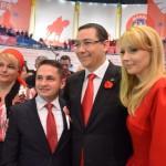 IMAGINEA ZILEI Daciana Sârbu alături de Victor Ponta, imagine de sute de like-uri