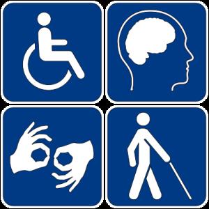 handicap semne