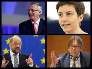 juncker verhofstadt keller schulz