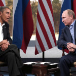 Putin l-a sunat pe Obama. Ce si-au spus despre Ucraina