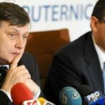 Crin Antonescu: Victor Ponta, ai să îl regreți pe Băsescu; dacă ajung președinte, eu nu fac pact de coabitare