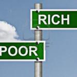 Cei mai bogaţi 1% dintre oameni controlează mai mult de 48% din bogăţia lumii