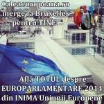 FOTO REPORTAJ: Cum arată campania electorală în INIMA Uniunii Europene. CORESPONDENTA SPECIALA DE LA BRUXELLES
