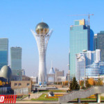 Astana – Centre of the World for three days