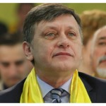 """Crin Antonescu: """"De o alianță cum a fost USL nu mai poate fi vorba"""""""