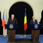 Băsescu: Situaţia din Ucraina nu e uşoară deloc, există riscul extinderii conflictului