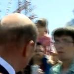Traian Băsescu a depus plângere penală la Parchet împotriva bărbatului care l-a scuipat