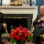 OBAMA îl trimite pe Joe BIDEN la Bucureşti pentru a discuta cu Băsescu şi Ponta. Băsescu: Eu am făcut invitaţia