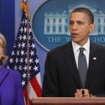 Premieră: Barack Obama va face campanie alături de fostul său adversar din 2008, Hillary Clinton