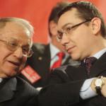 Ion Iliescu: Lui Ponta nu îi convine, dar va fi obligat să candideze la prezidenţiale