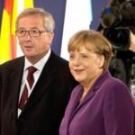 """Juncker îi ia apărarea Angelei Merkel în presa germană privind gestionarea crizei refugiaților: """"Istoria îi va da dreptate"""""""
