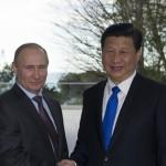 Rusia îşi întăreşte relaţiile cu China. Vladimir Putin, primit de omologul chinez Xi Jinping