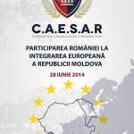 COLOCVIUL CAESAR – Participarea României la Integrarea Europeană a Republicii Moldova