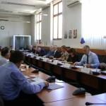 """Dezbaterea """"Impactul liberalizării pieţelor de energie electrică şi gaz asupra economiei româneşti"""""""