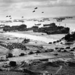 70 de ani de la Debarcarea din Normandia. Barack Obama, Vladimir Putin, François Hollande şi Angela Merkel participă la ceremonii