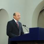 Traian Băsescu: Astăzi l-am anunțat pe premier că nu îi dau mandat pentru Consiliul European. Nicio structură de informații nu m-a  informat cu privire la relația Sandu Anghel – Mircea Băsescu