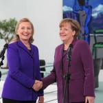 Hillary Clinton: Merkel este cel mai mare lider european