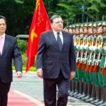 Barroso le răspunde din Vietnam criticilor care anunțau prăbușirea Euro. Cum vede UE competitia cu SUA si China