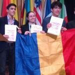 Trei medalii de argint şi o medalie de bronz pentru elevii români la Olimpiada Internaţională de Ştiinţe ale Pământului