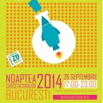 LIVE VIDEO Noaptea Cercetătorilor 2014 – Sărbătoarea europeană a științei la București