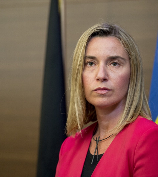 German Foreign Minister Visits Italy