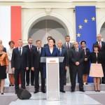 Polonia: Noul premier Ewa Kopacz și-a prezentat guvernul