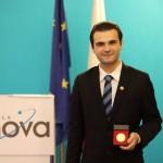 Tânărul inventator Budișteanu Ionuț Alexandru a obținut cinci premii și două medalii la Salonul de la Bruxelles