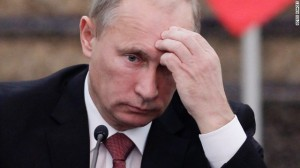 putin disappointed