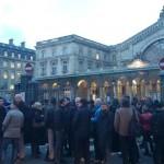 Gara de Est din Paris a fost evacuată. Presa franceză: S-a descoperit un pachet suspect